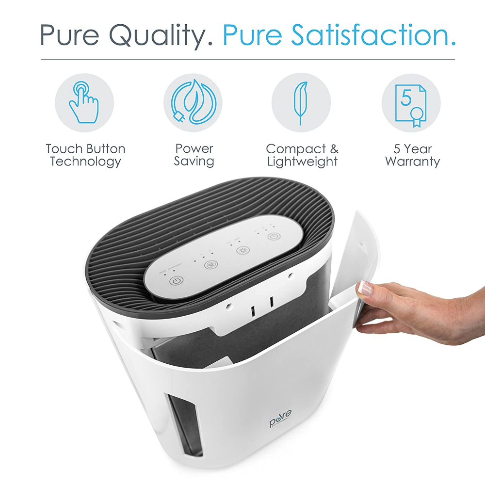 Pure Enrichment PureZone 3in1 Trusted Review In 2020 in