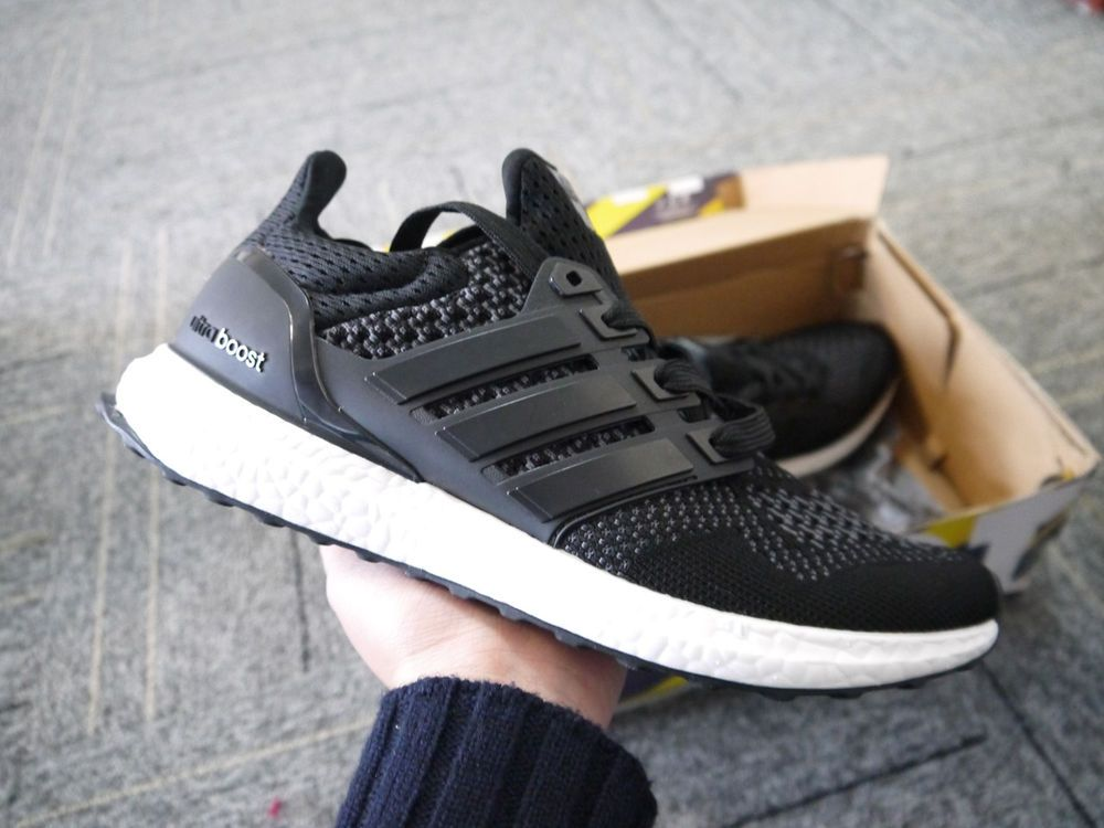 6692737729d9 Men s Adidas Ultra Boost 1.0  Core Black  S77417 Size 8.5 US OUTDOOR  SNEAKERS  fashion  clothing  shoes  accessories  mensshoes  athleticshoes  (ebay link)