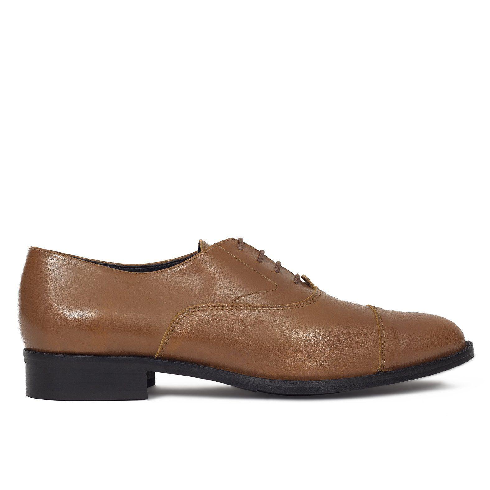 66ea2a3be2dda Zapatos Oxford mujer con cordones CUERO cómodos Zapatos online miMaO – miMaO  ShopOnline