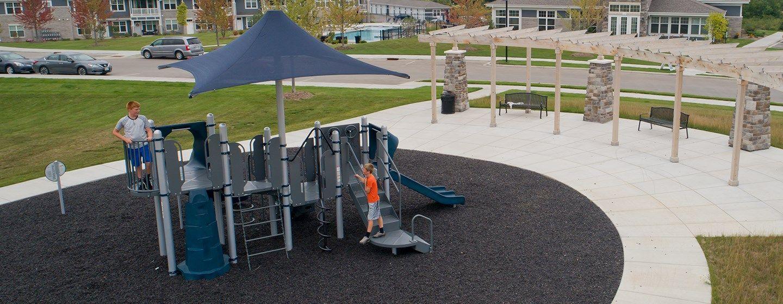 Drexel Ridge Apartments Compact Neighborhood Playground Neighborhood Playground Playground Playground Climber