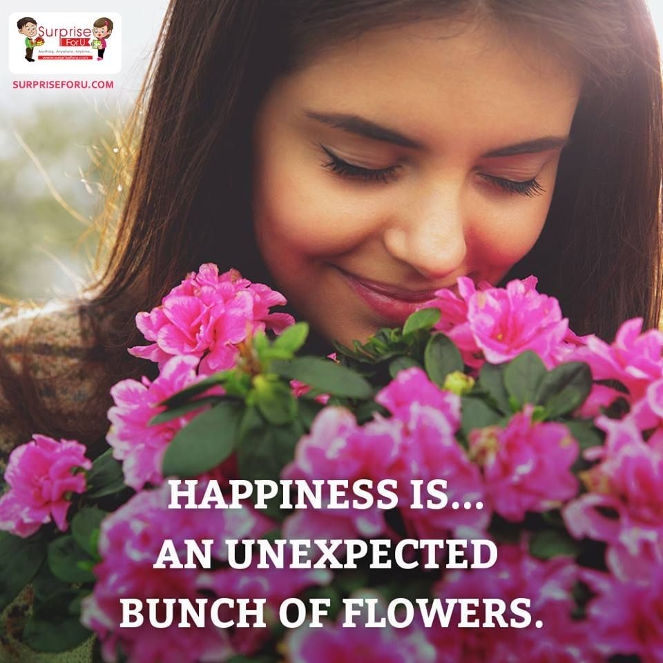 Flowers liven up ones mood like anything and brings a