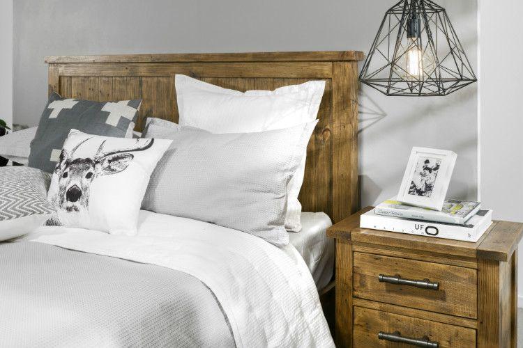 Best Industrial 4 Piece Tall Chest Queen Bedroom Suite Super Amart Interior Design Bedroom Queen 640 x 480