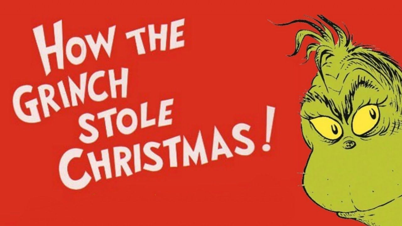 How The Grinch Stole Christmas By Dr Seuss Read Aloud Books For Kids Youtube Read Aloud Books Grinch Stole Christmas Read Aloud