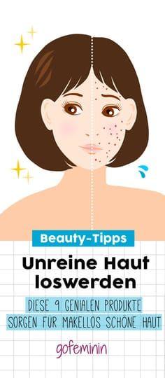 Bye-bye Pickel: Diese 9 Produkte helfen wirklich gegen unreine Haut #skintips