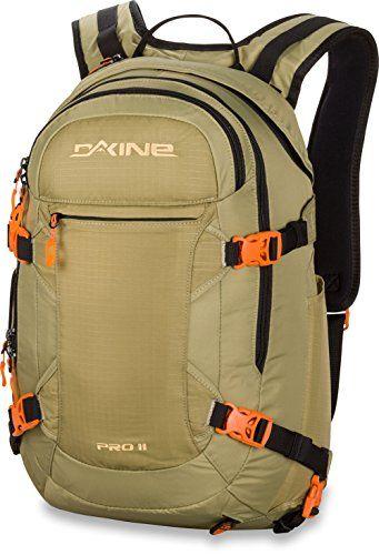 Dakine Mens Ski and Snowboard backpack Pro II 26 Liters