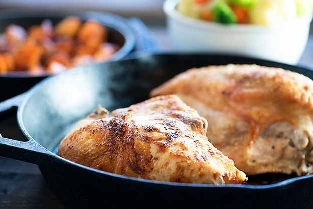 oven roasted chicken 2