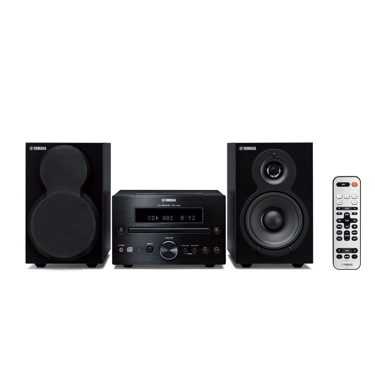 Yamaha Mcr 232 Micro Component System Stereo Systems Yamaha Audio System