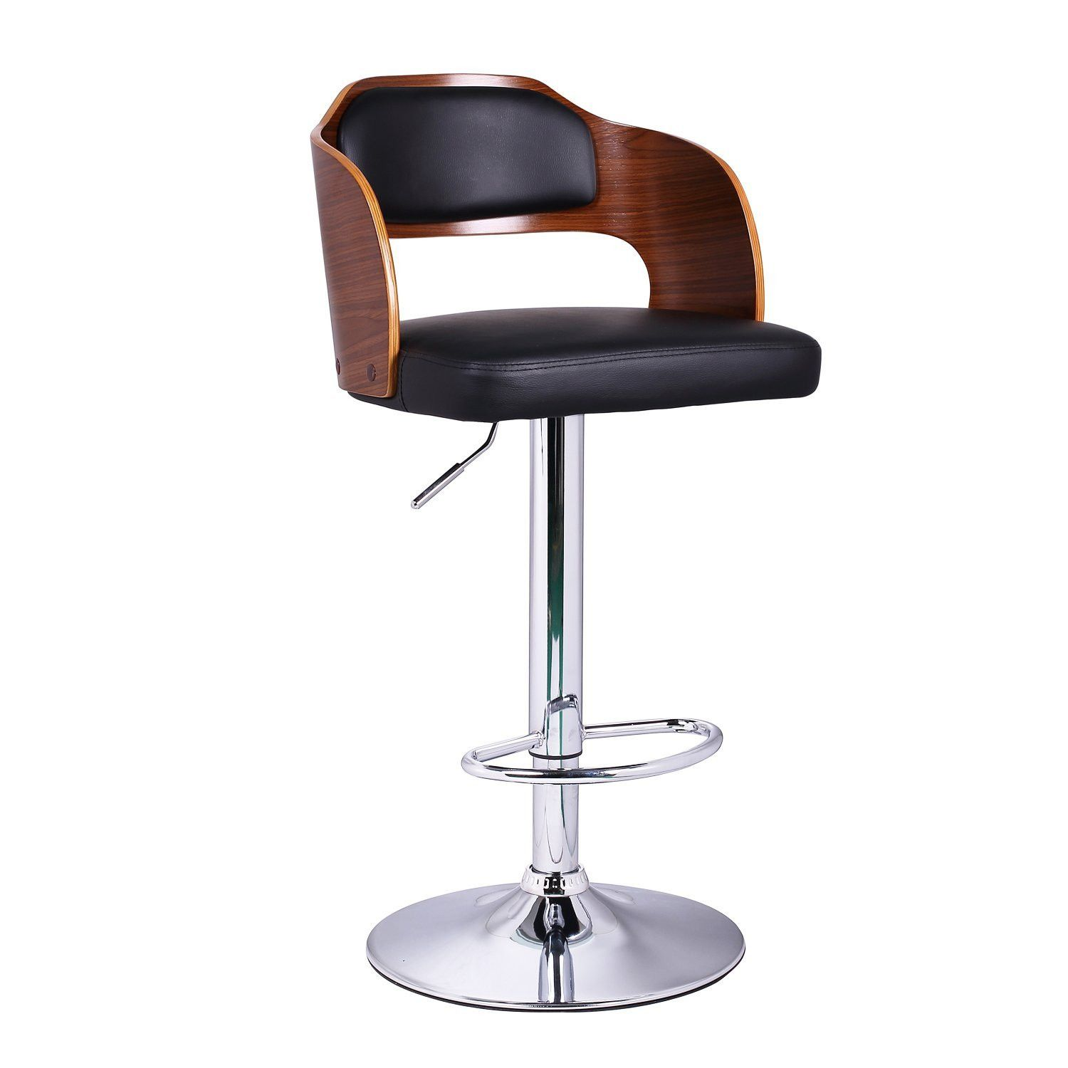 Miraculous Adeco Trading Adjustable Height Swivel Bar Stool With Gmtry Best Dining Table And Chair Ideas Images Gmtryco