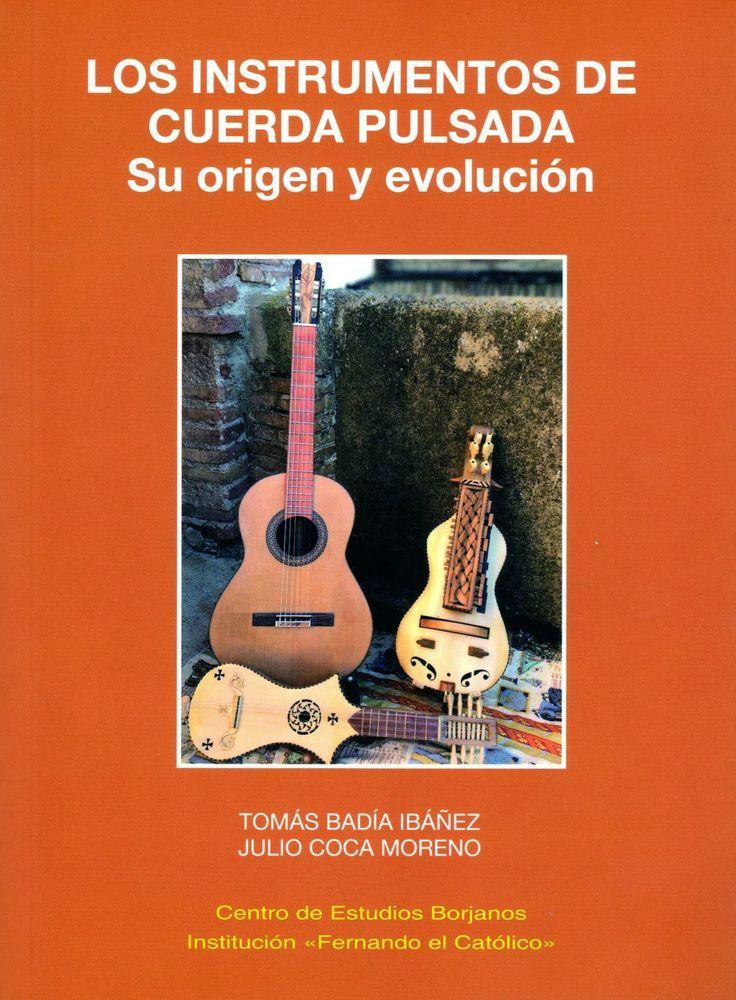 Los instrumentos de cuerda pulsada : su origen y evolución, 2013  http://absysnet.bbtk.ull.es/cgi-bin/abnetopac?TITN=504277
