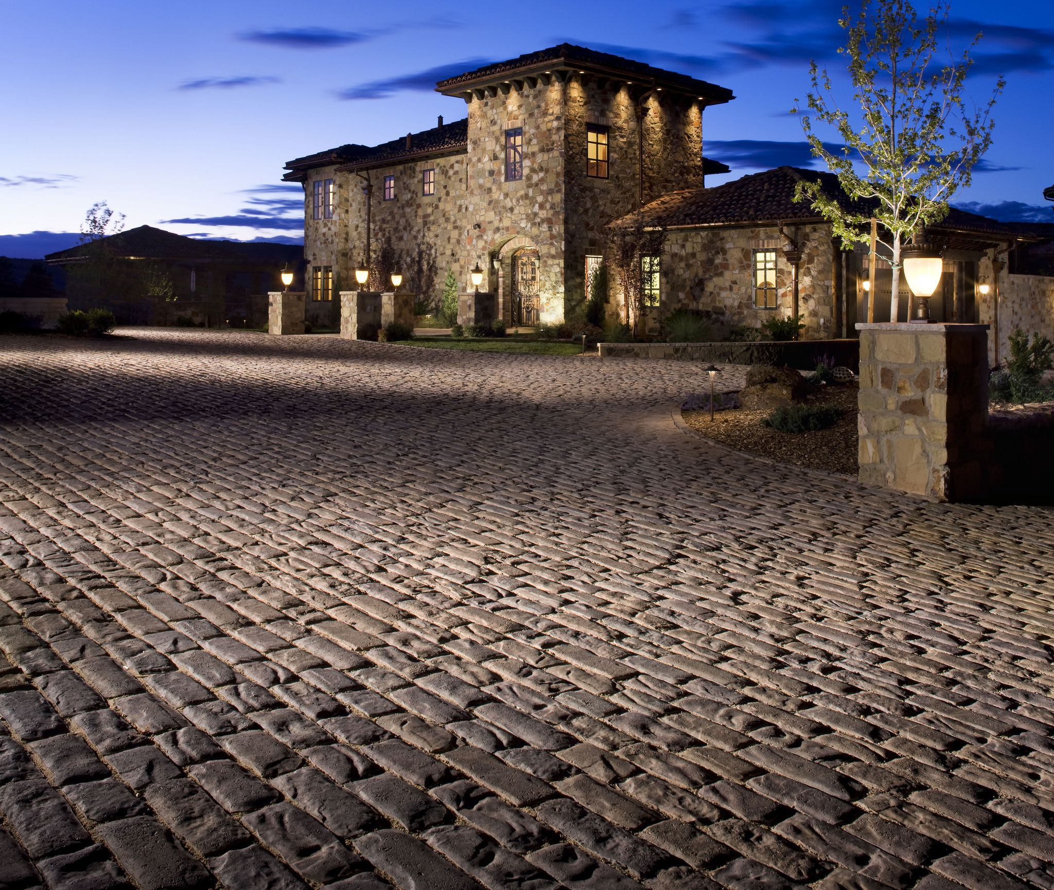 How To Install Pavers, Paver