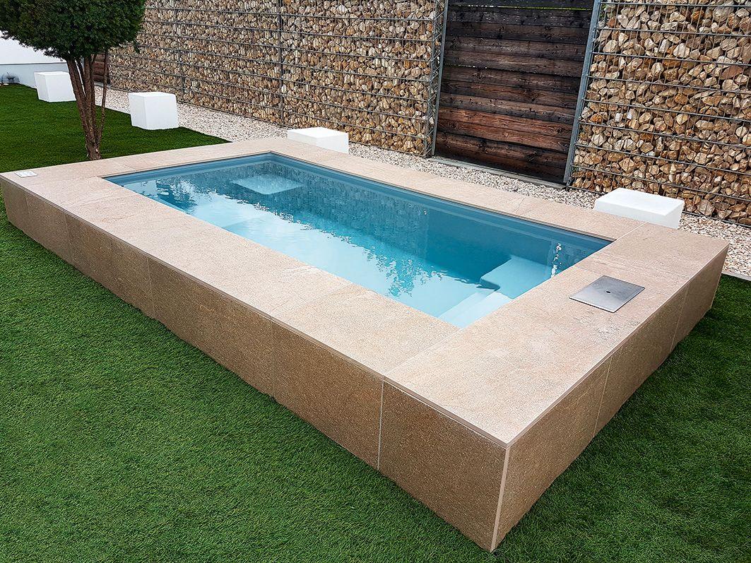 Fabulous Kleiner Gartenpool XSize Pileta | Pool XSize | Pool für kleinen JJ28