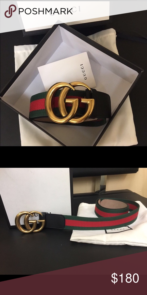 7a0aa72e01a2 Green red green Have three different sizes 90 , 95 , 100 Gucci Accessories  Belts