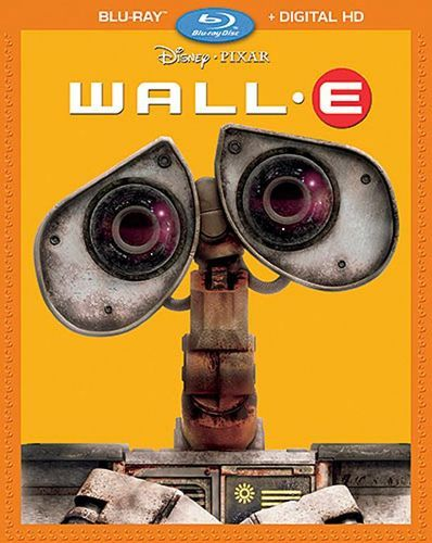 WALL-E 2008 720p BRRip Dual Audio In Hindi English