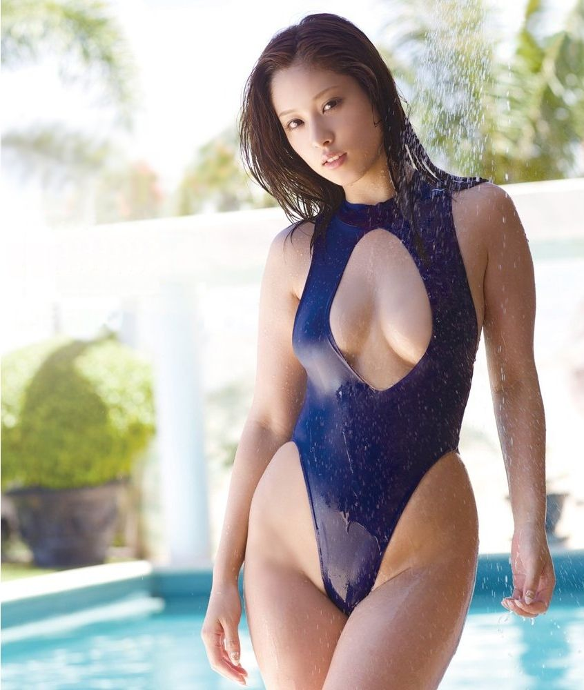 Asian Swimsuit Fetish