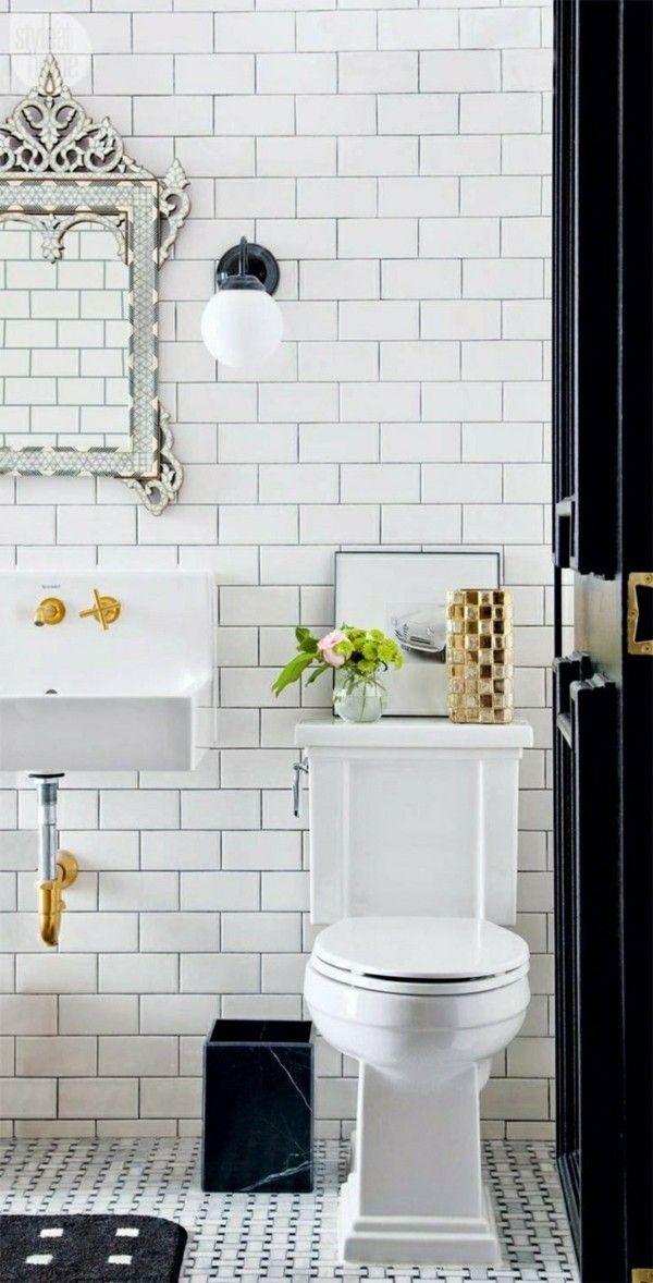 Metro Fliesen Bad - eine trendige und doch zeitlose Entscheidung - fliesen bad wei