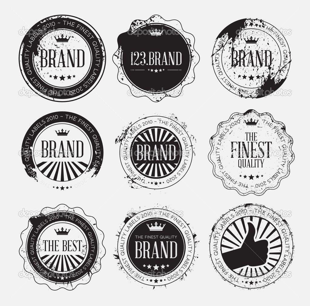 vintage logo. | Logos and Vintage designs