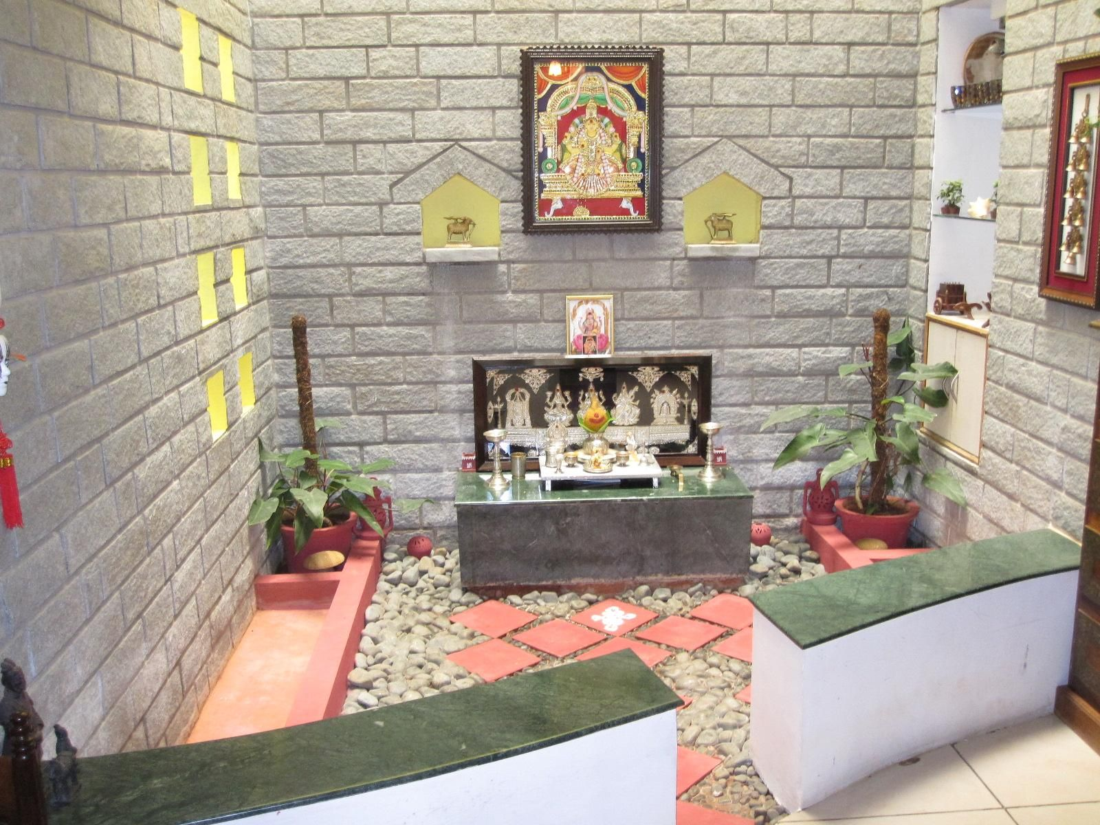 Prayer Room Design Ideas Part - 30: Prayer Room Design Ideas For Home Read More: Http://ghar360.com