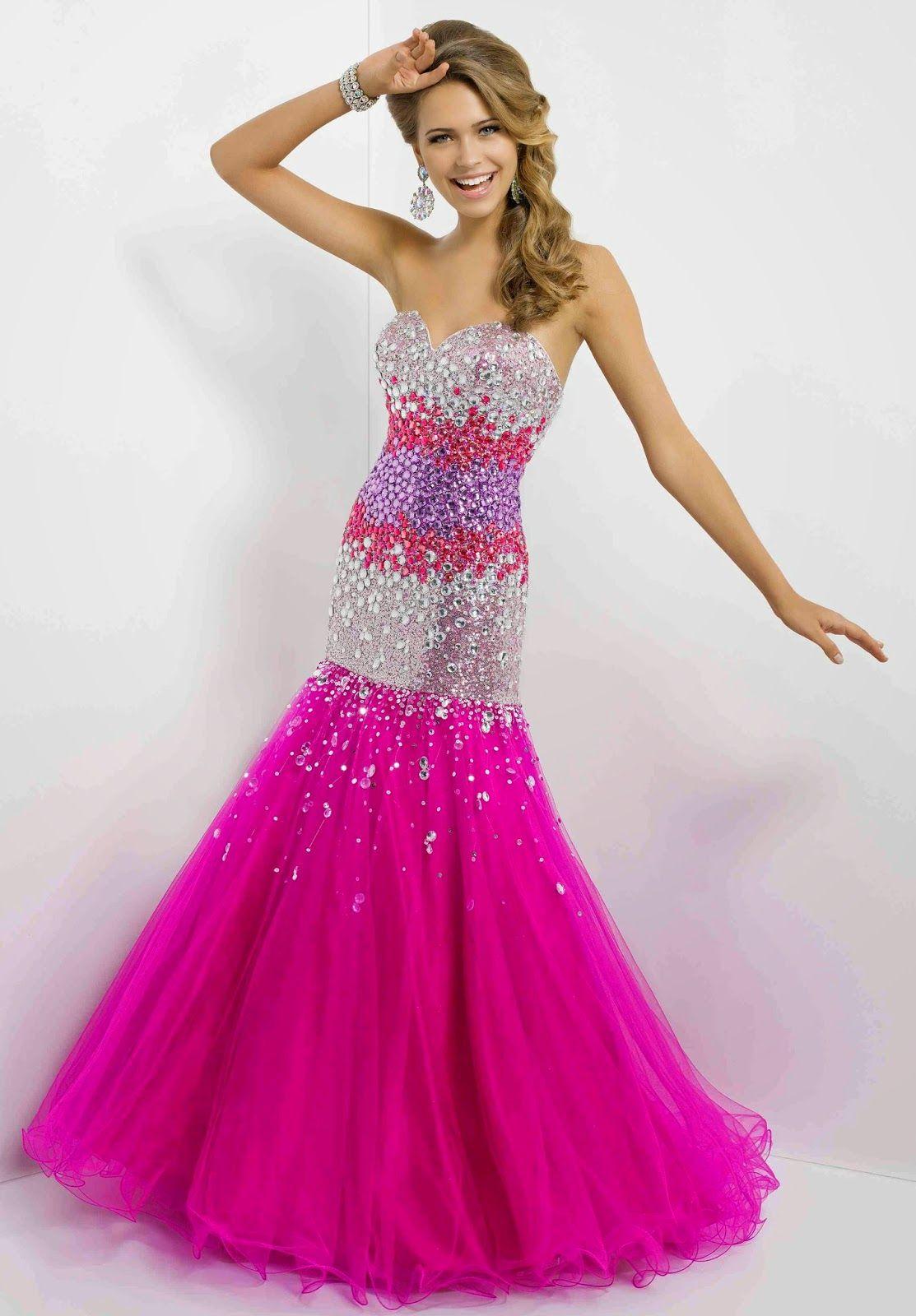 Atractivos vestidos de fiesta | Viste la moda y disfruta de hermosos ...