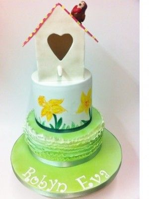 Top Birdhouse Cakes - Top Cakes - Cake Central