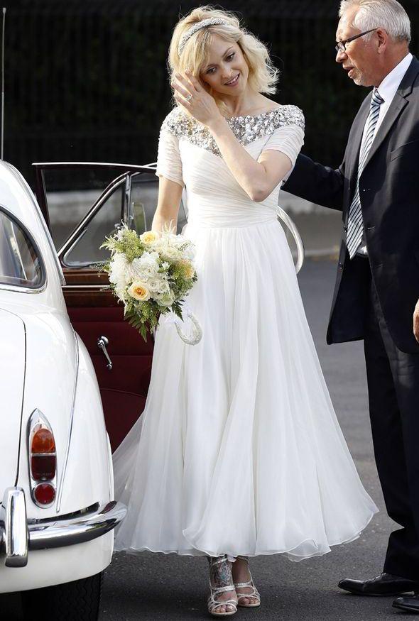 Fearne cotton prom dress