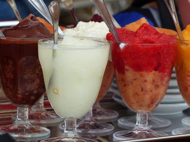 donneinpink magazine: 8 ricette di gelato alla frutta senza gelatiera