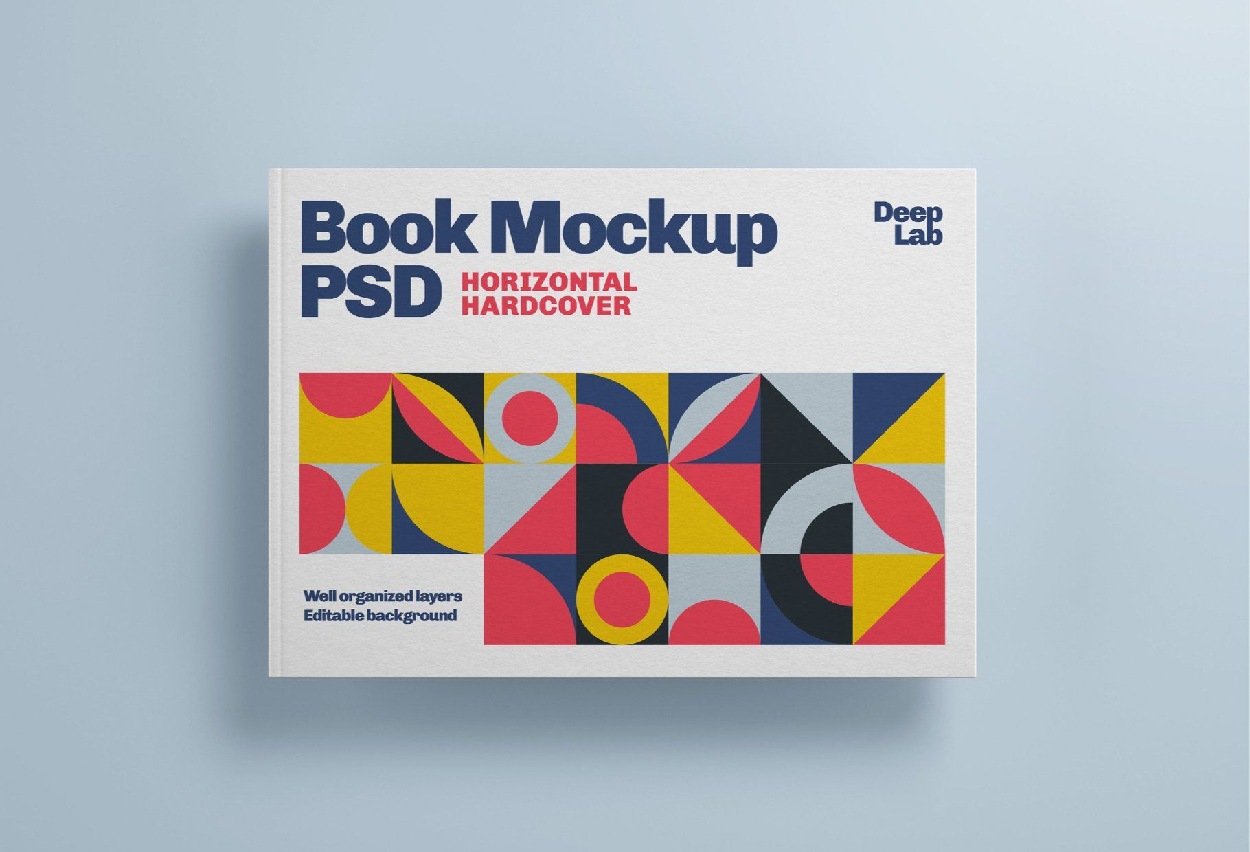 Download Horizontal Book Cover Mockup Set In 2020 Book Cover Mockup Book Texture Book Cover PSD Mockup Templates