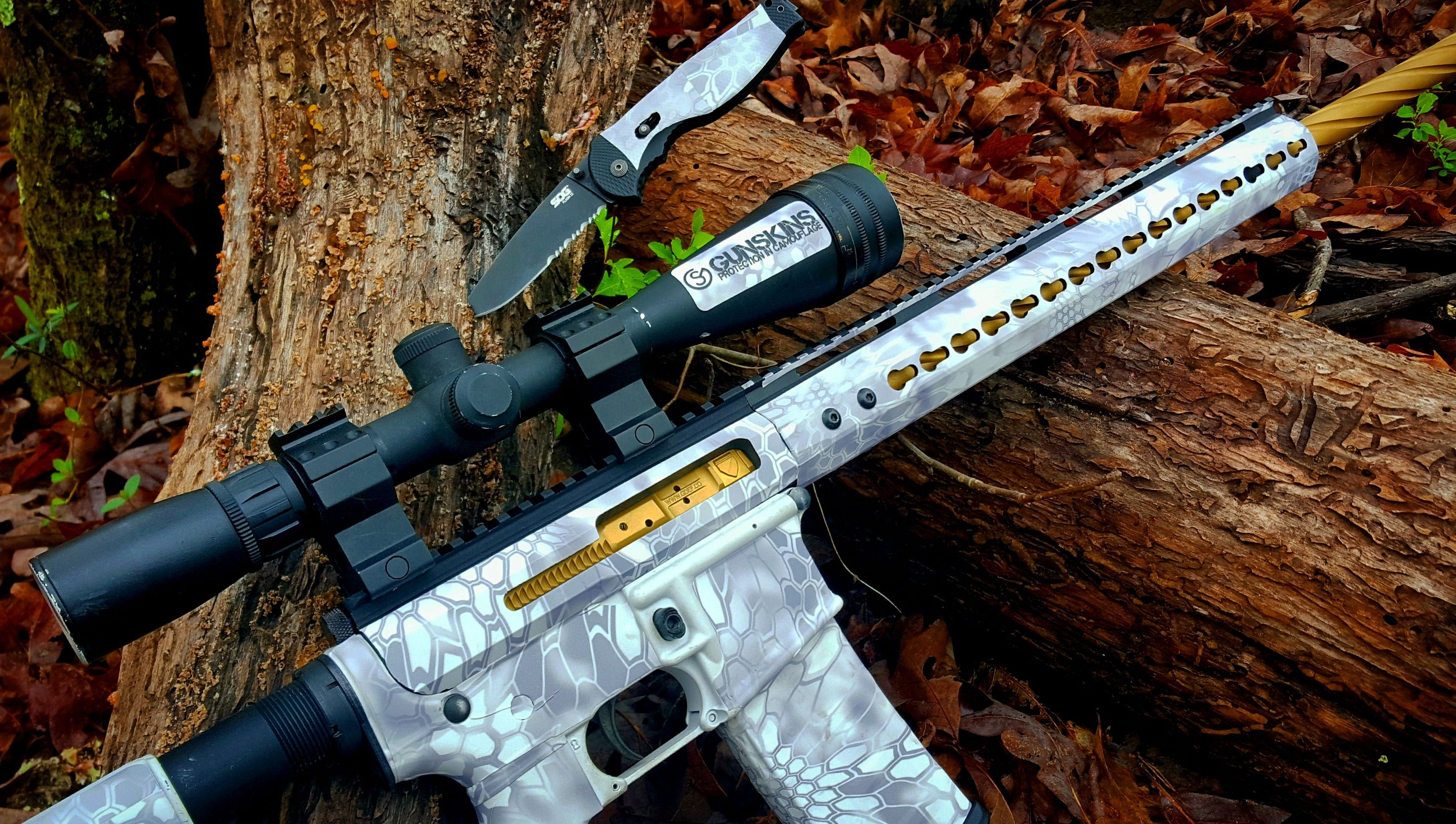 Pin by Cullen Swanson on AR-15's | M4 carbine, Picatinny