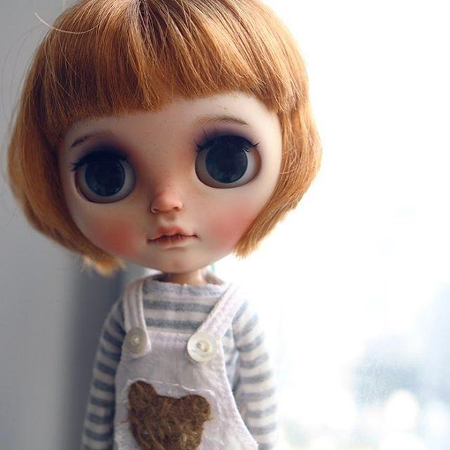 #blythe #customblythe #doll #k07 #k07doll