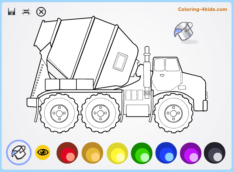 Coloring Online For Kids