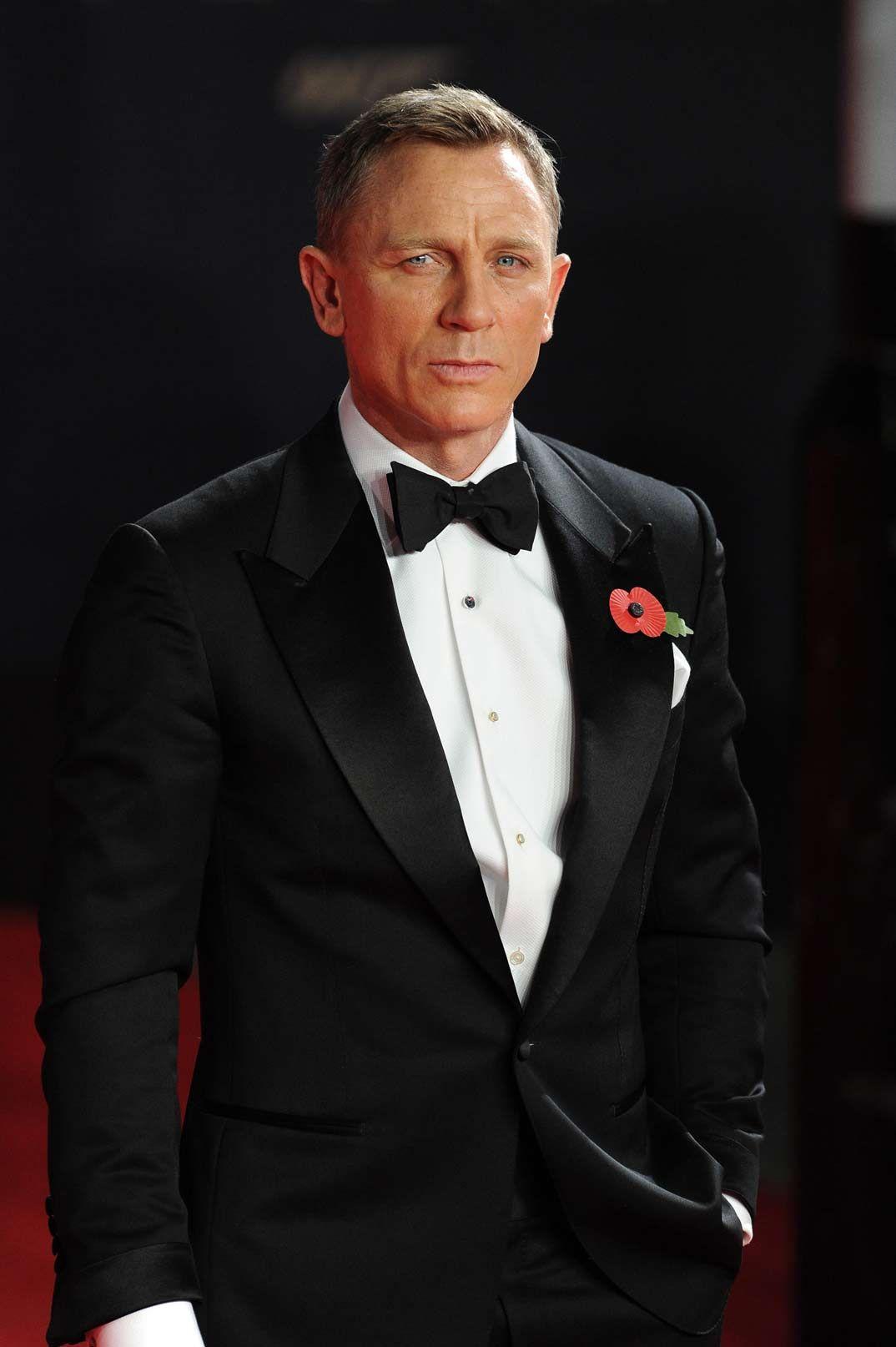 92aaacd8b63 Premiere Spectre  Daniel Craig