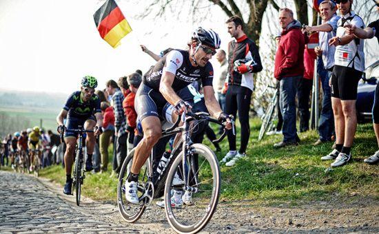 Ottaako kautensa hyvin aloittanut Fabian Cancellara jälleen voittoja kevätklassikoissa? Kuva: Trek