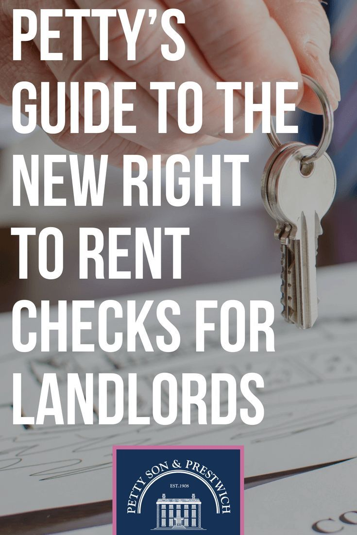 Guide to the new right to rent checks for landlords | Lease