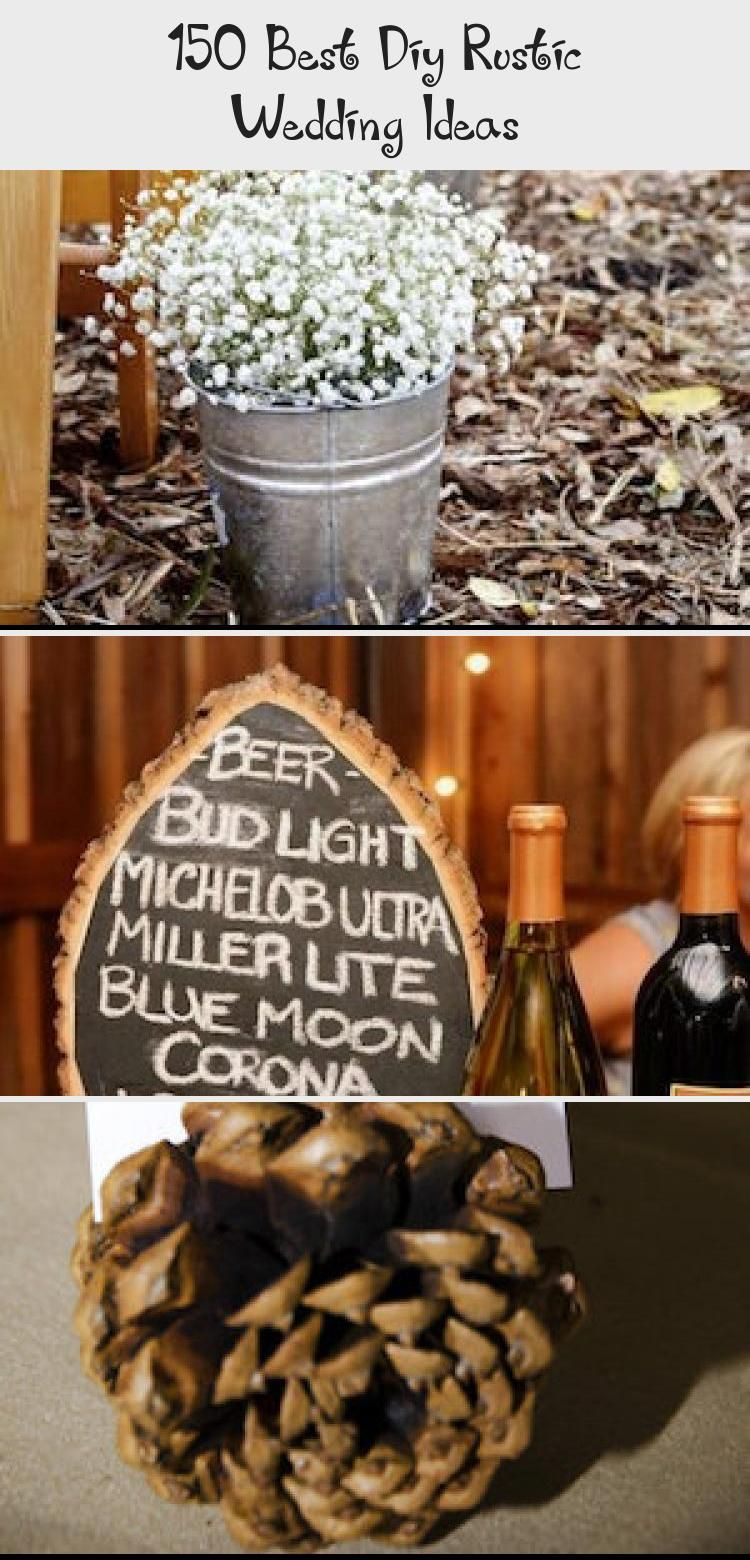 150 Best Diy Rustic Wedding Ideas 150 DIY Rustic Wedding Ideas