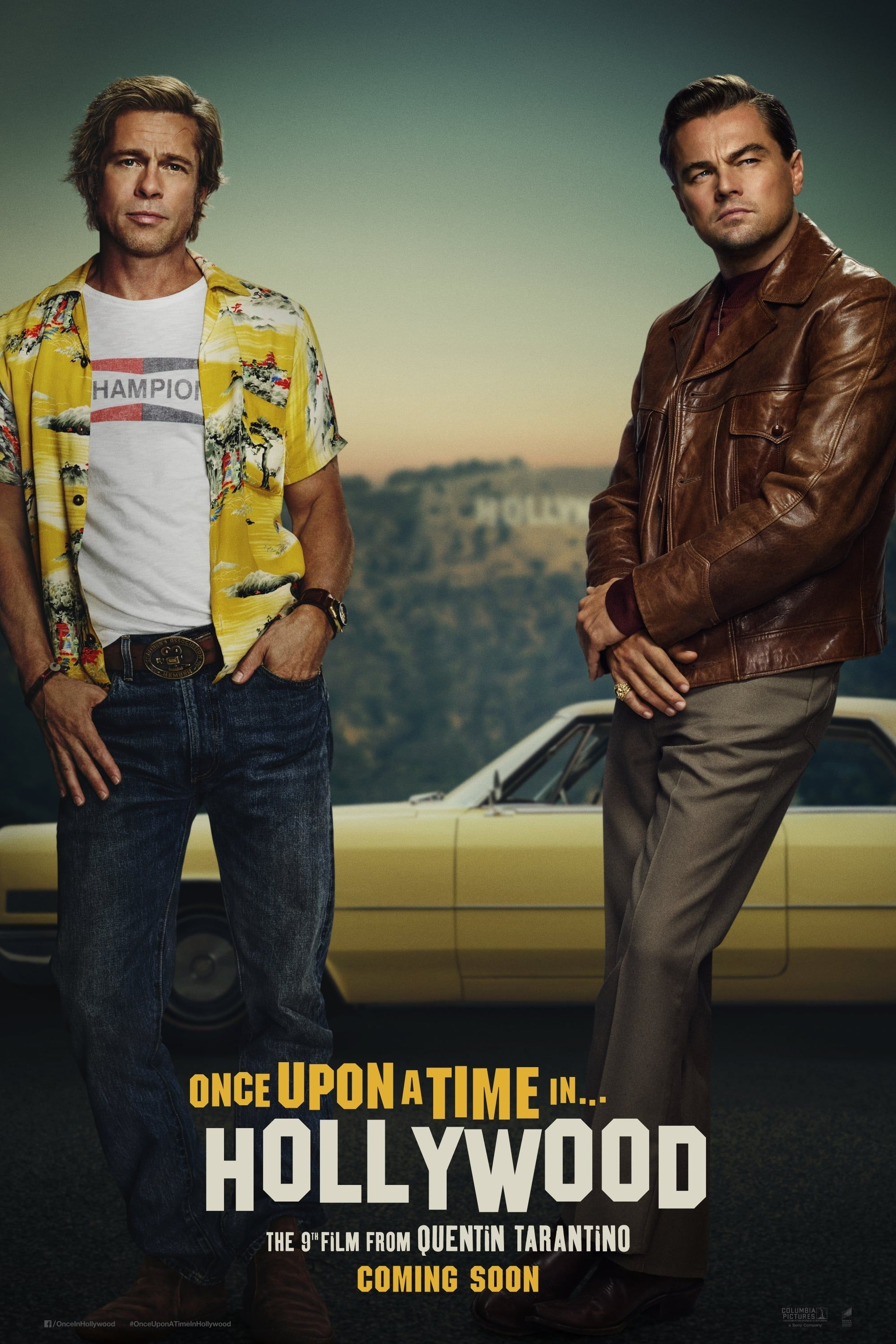 Assistir Filme Cmplet Once Upon A Time In Hollywood Hollywood