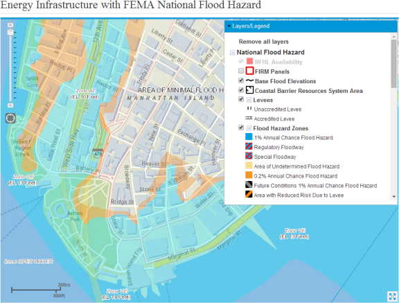 EIAs Maps Show Which US Energy Facilities Are At Risk From - Us energy maps