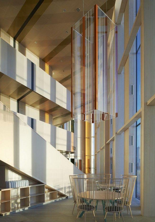 Spira Performing Arts Center by Wingardh Arkitektkontor