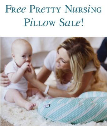 2be2517c9d92 FREE Pretty Nursing Pillow Sale!  just pay s h  ~ these make great ...