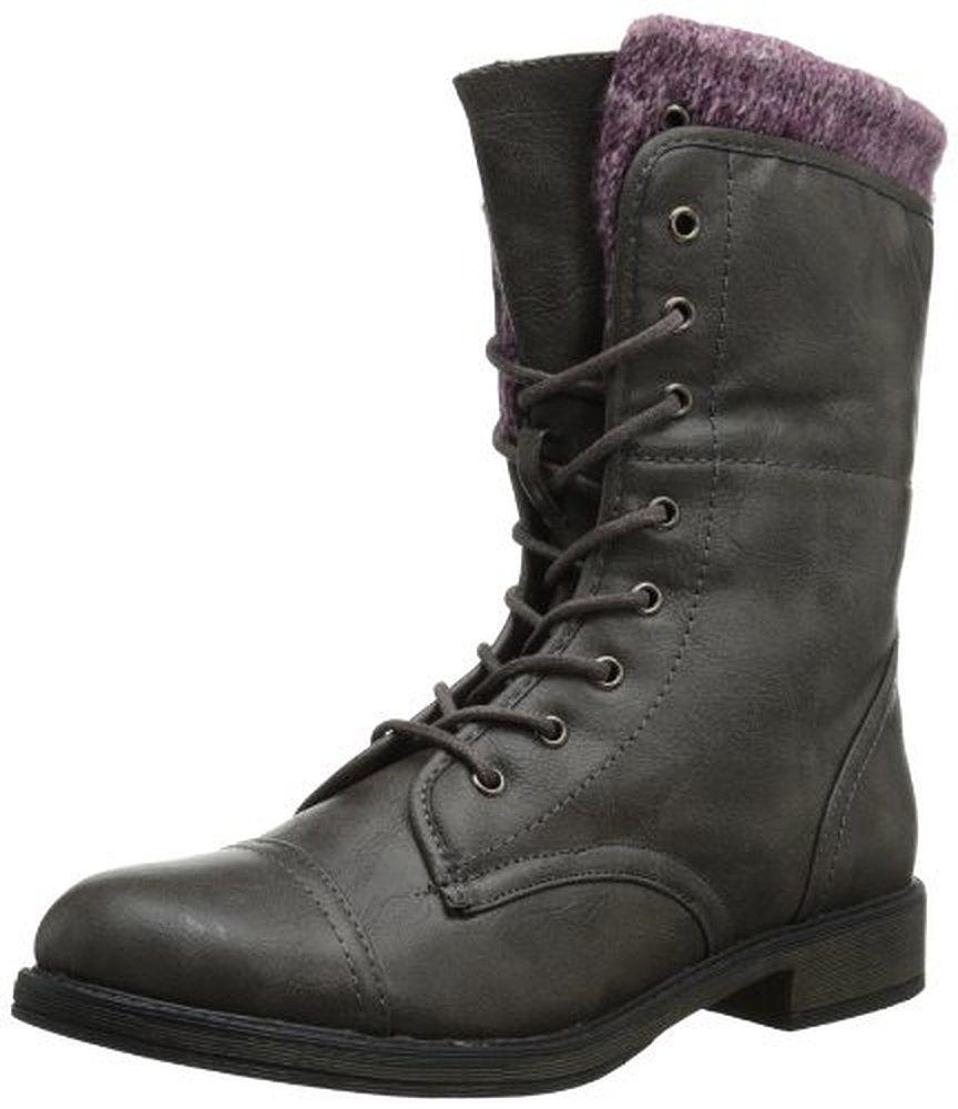 Women's Awol-kilted Combat Boot