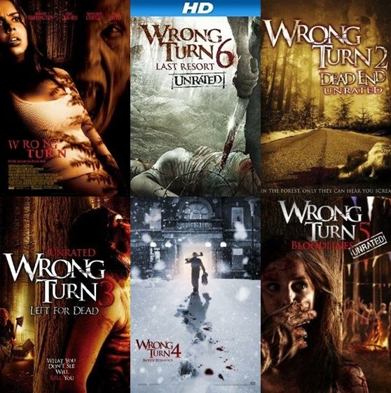 Warriors Of The Rainbow Full Movie 123movies: Watch Wrong Turn Movies Complete Series