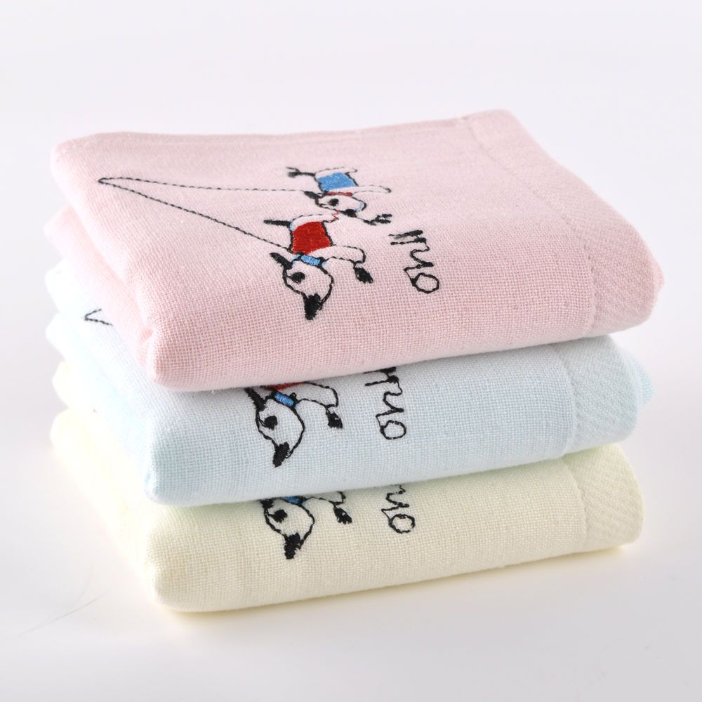 100 Muslin Cotton Towel Baby Towels Cartoon Boy Girl Newborn Towel Sets 10 20 Baby Finger Baby Cartoon Baby Towel