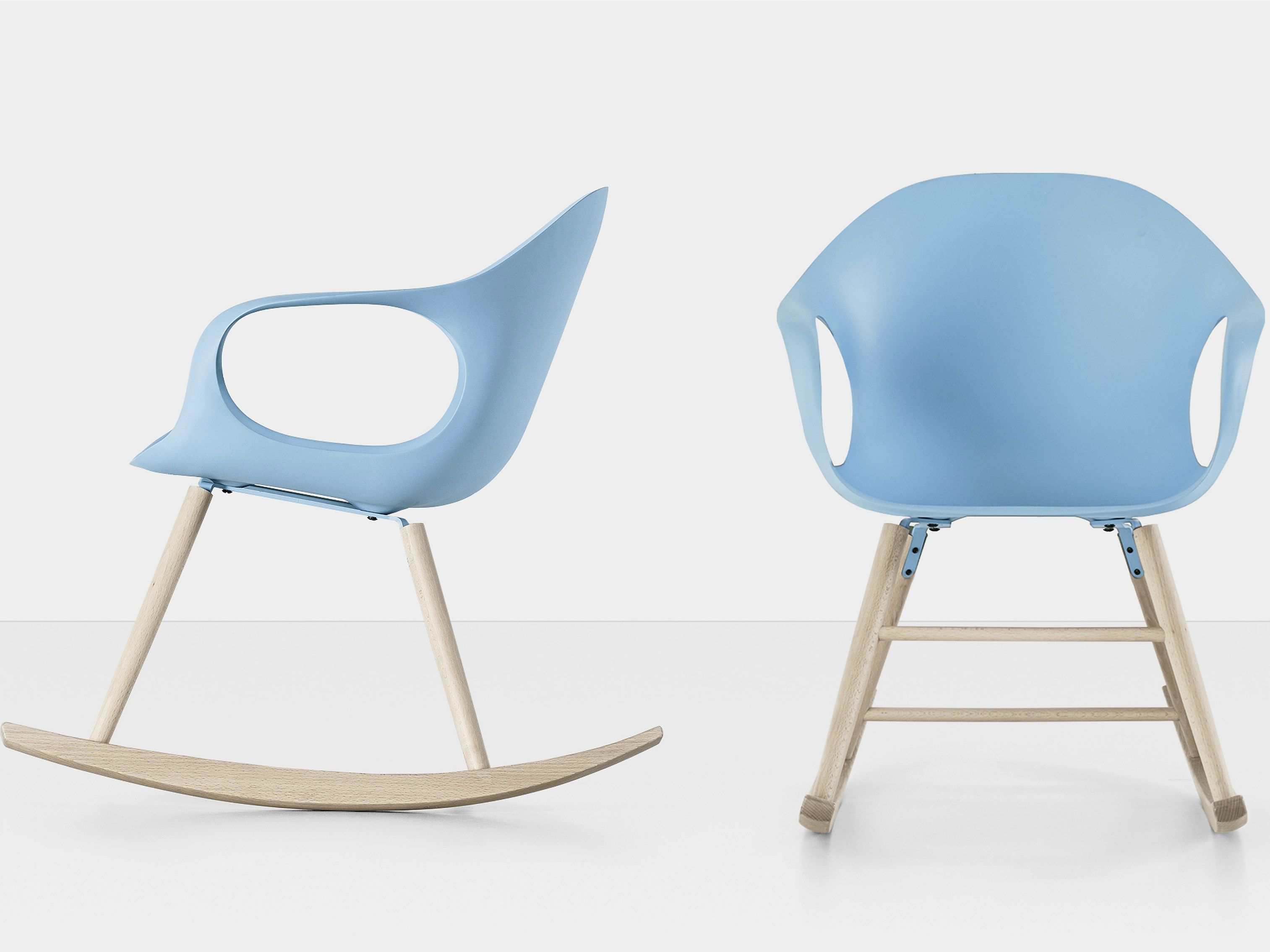 Prime Elephant Rocking Polyurethane Chair By Kristalia Design Gmtry Best Dining Table And Chair Ideas Images Gmtryco