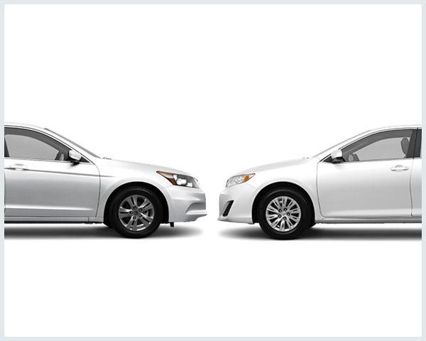 Toyota Camry Vs Honda Accord Compare