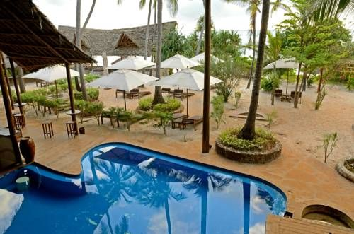 Azanzi Beach Hotel Matemwe Situated On The Ananzi In Village