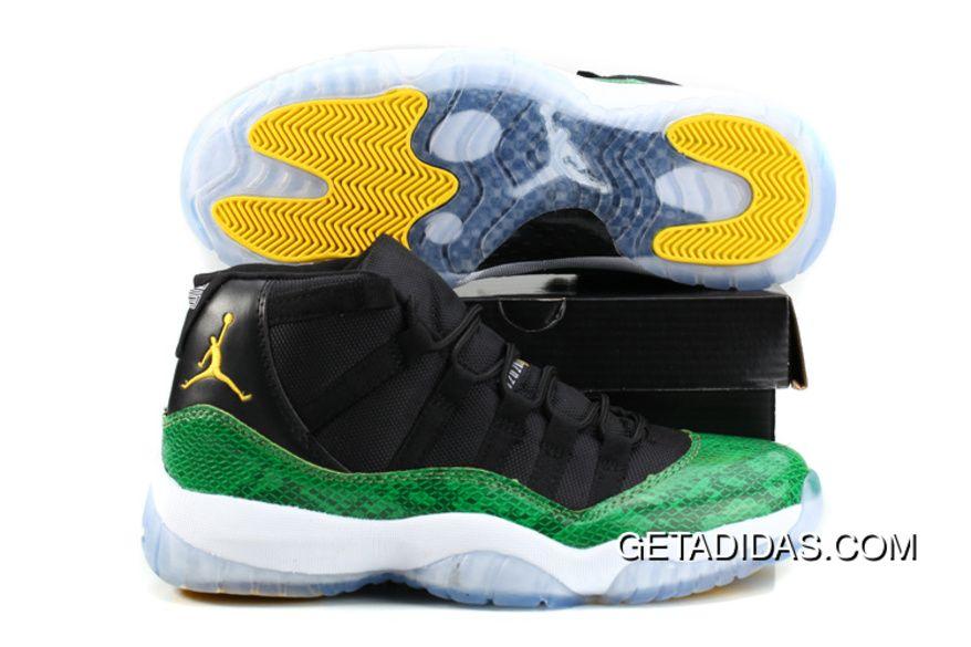 8372c651742 Air Jordans 11 Green Yellow Black TopDeals, Price: $78.99 - Adidas Shoes,Adidas  Nmd,Superstar,Originals