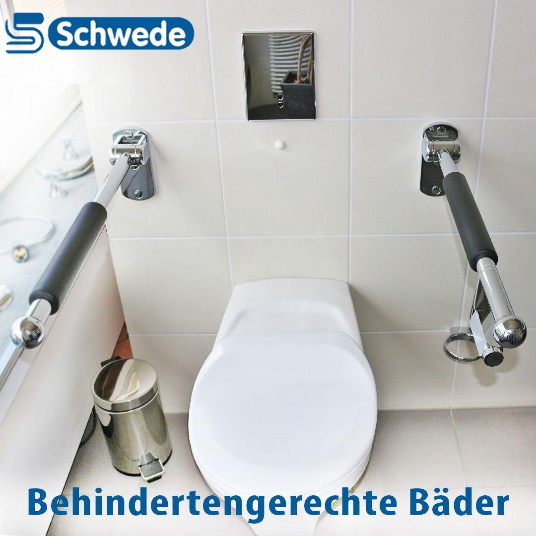 Ein Behindertengerechtes Bad Muss Keineswegs An Ein Krankenhaus Erinnern Die Funktionalitat Steht Zwar Behindertengerechtes Bad Barrierefrei Bad Bad