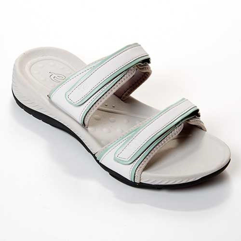 9d78bad76950 Womens Easy Spirit Nettie3 Slide Strappy Comfort Sandals