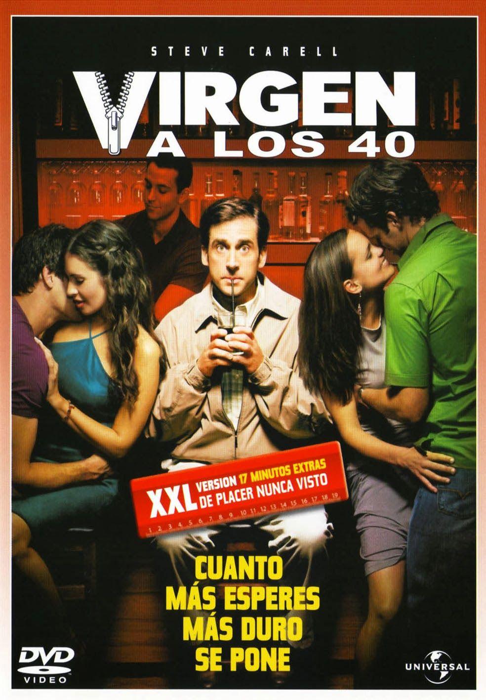 The 40 Year Old Virgin 2005 Virgen A Los 40 Virgen A Los 40 Películas En Línea Películas En Línea Gratis