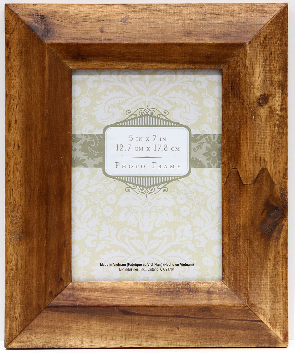 Acacia Wood Frame 5X7-Brown Wedge | Products | Pinterest