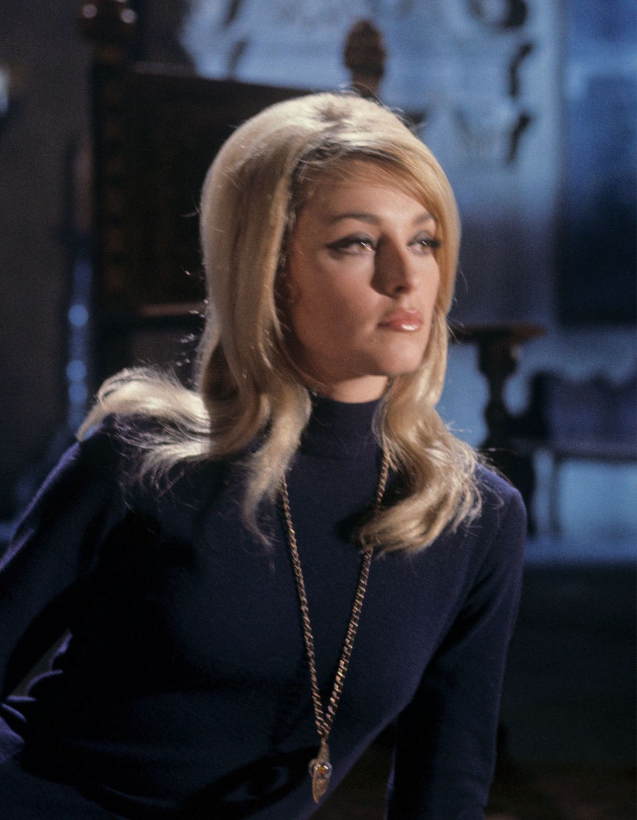Lovesharontate sharon tate photographed for eye of the devil