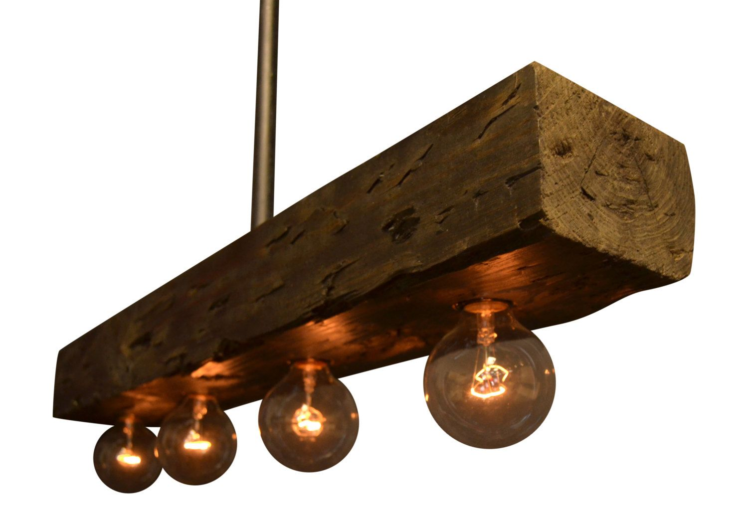 Reclaimed wood chandelier light fixture farm light country reclaimed wood chandelier light fixture by unionhilironworks arubaitofo Image collections